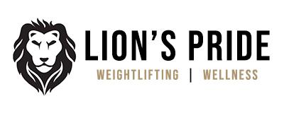 Lion's Pride Weightlifting | Team LPW Logo